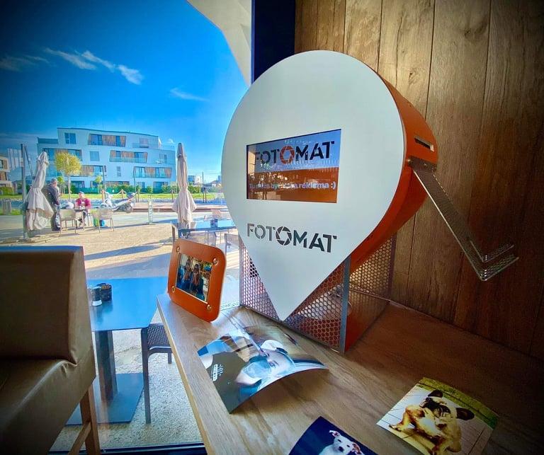 FOTOMAT je najrýchlejšia tlač fotiek z mobilu a VŽDY PO RUKE!